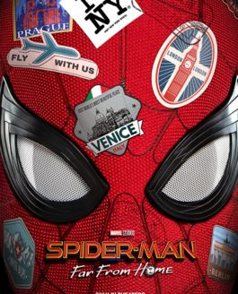 Spider-Man: Far from Home – <em>Feature</em> <br> Post Production Assistant